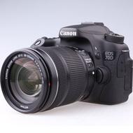 单反数码相机 Canon/佳能 EOS 70D  带WiFi 高清摄影旅游家用 60D