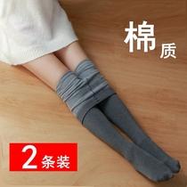 岁过膝公主运动防滑加厚过膝袜1512弹力春秋女大童长筒袜女童