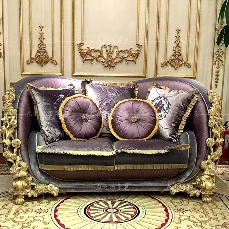宫廷玫瑰沙发