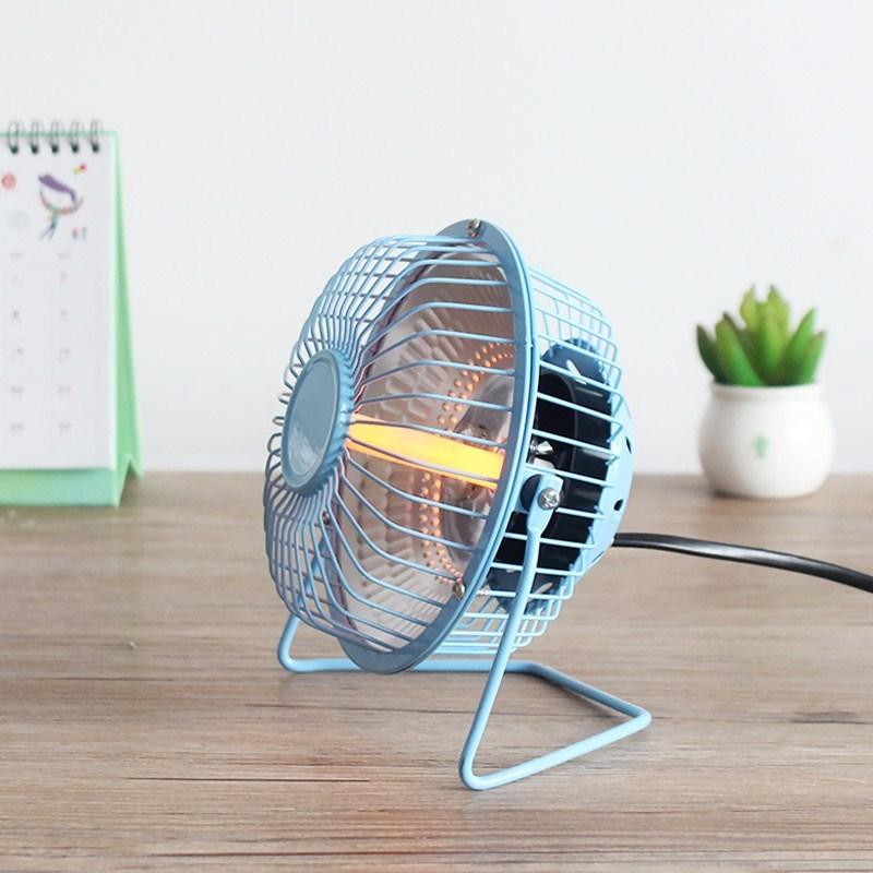 2018新款小太阳取暖器迷你发热灯管节能静音办公室家用学生桌面台