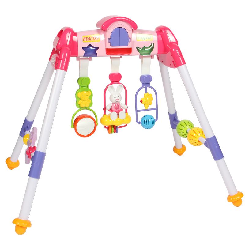 迪孚音乐健身架 宝宝音乐架 早教玩具 儿童健身器 新生儿送礼6922
