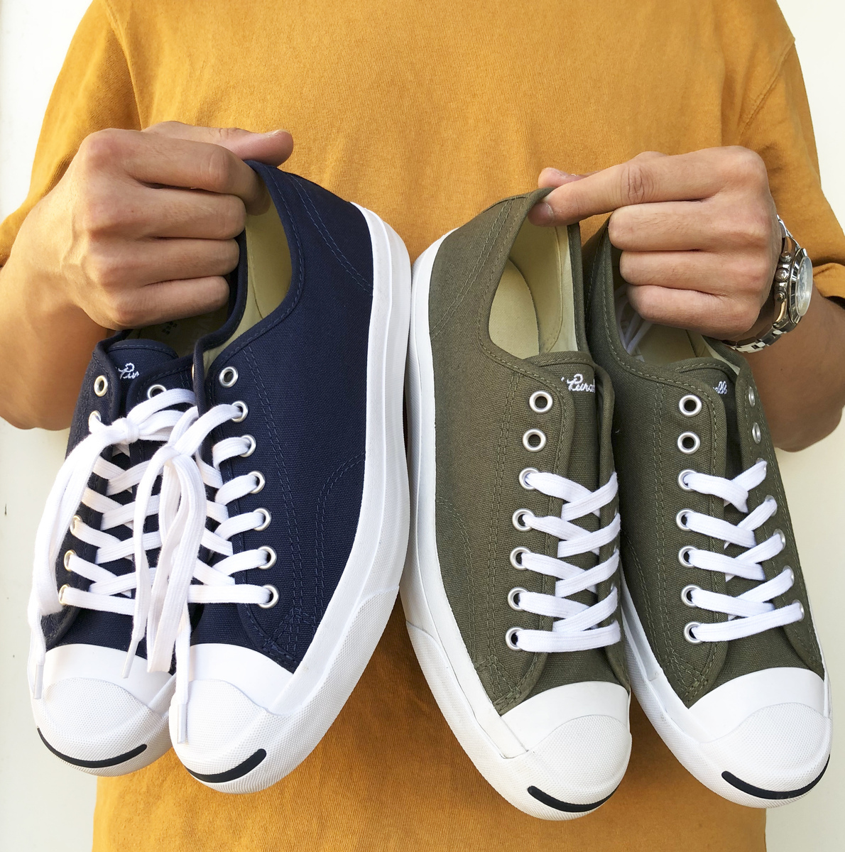 Converse匡威 军绿草绿墨绿色午夜蓝低帮男女帆布鞋开口笑 157785