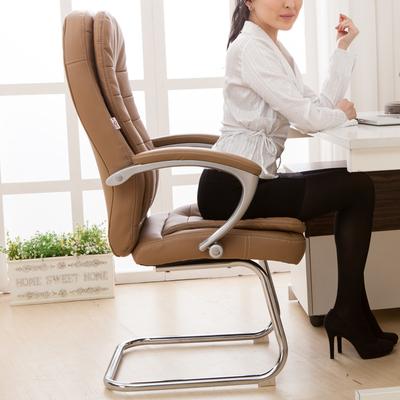 皮椅子电脑椅靠背