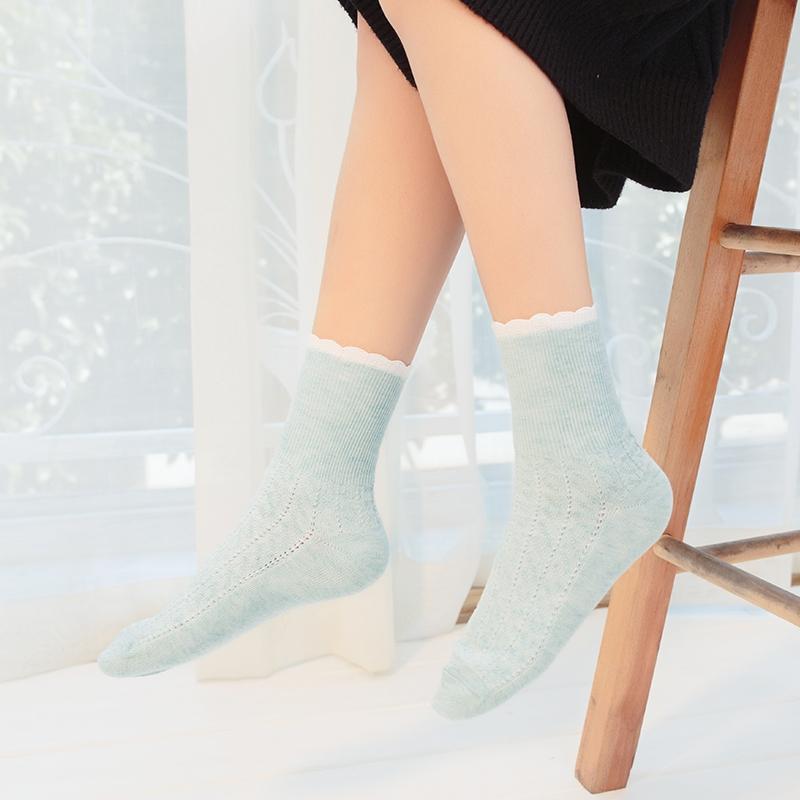 月子袜春夏子女棉质松口不勒脚孕妇