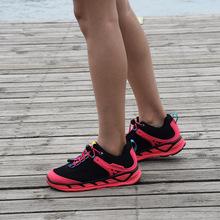 女春夏软底透气轻便跑步鞋 包邮 麦乐户外徒步鞋 女慢跑休闲运动鞋