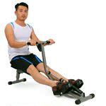 划船器划船机 液压磁控划挺健腹器运动训练器健身器材家用划艇机