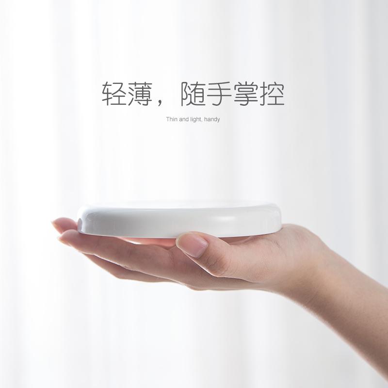 办公室电热暖杯垫 陶瓷水杯迷你恒温宝加热器智能保温热牛奶底座