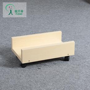 简易主机架台式电脑主机托架可移动底座架子主机托盘架机箱托盘
