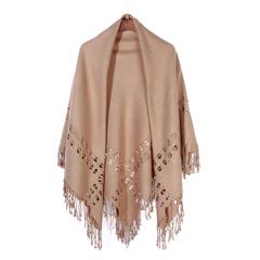 时尚羊毛围巾女秋冬