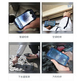 8mm 10m hard-wired USB Android Apple phone direct-to-connect endoscope no WIFI IP67 waterproof