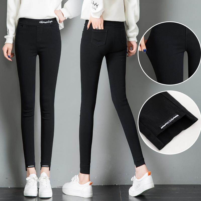 潮时尚打底裤