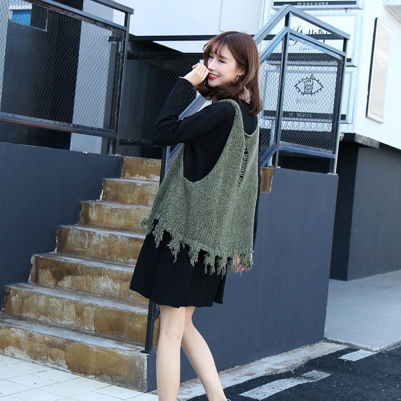 个性宽松版毛衣