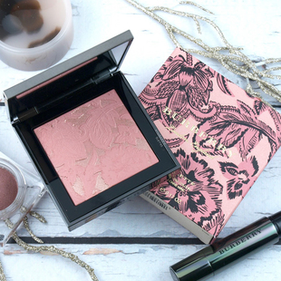 BURBERRY/博柏利  My Burberry Blush Palette 17秋季蕾丝腮红盘