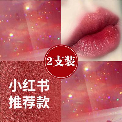 卡姿兰口红女学生款平价唇膏小众品牌正品哑光豆沙色李佳琦套装