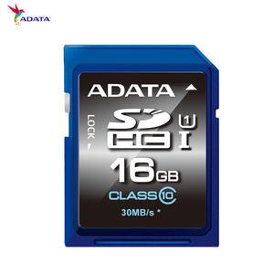 威刚SD卡16G内存卡CLASS10高速相机卡数码相机存储卡UHS-I
