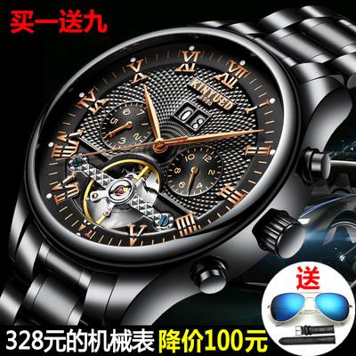 陀飞轮手表机械