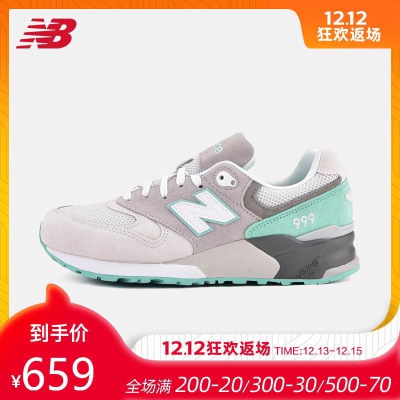 New Balance NB官方男鞋女鞋复古鞋休闲运动鞋跑步鞋ML999SCA