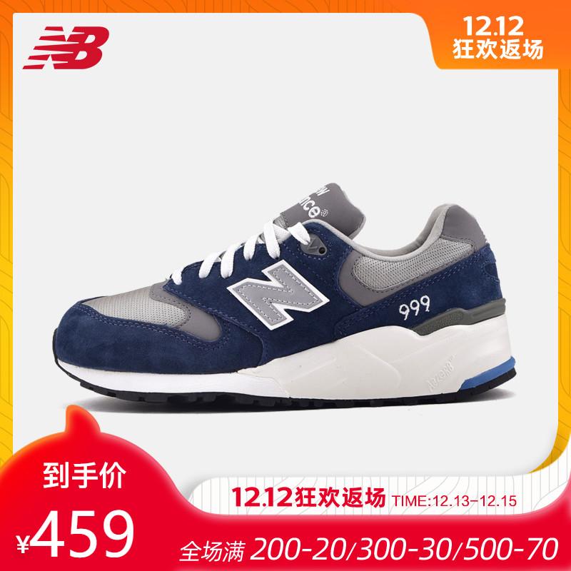New Balance NB官方男鞋女鞋复古鞋休闲运动鞋跑步鞋ML999NV/GR