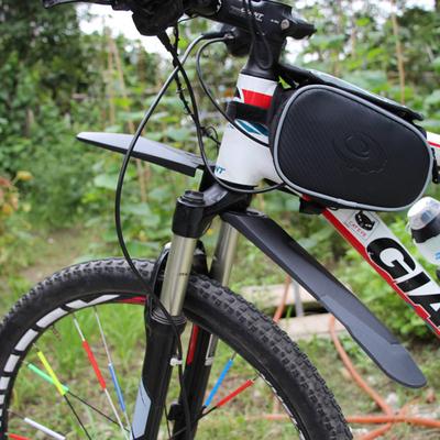 正品捷安特挡泥板/泥除ATX山地车通用挡水板自行车零配件挡雨板