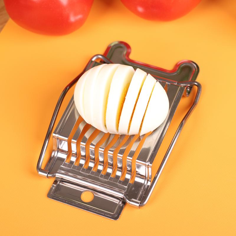 日本不锈钢切蛋器多功能分蛋器花式皮蛋开蛋器松花蛋切鸡蛋器神器