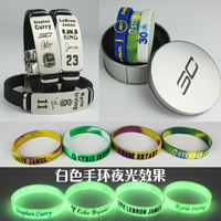 Basketball fans Kobe Curry Owen James bracelet to send boys practical ideas around birthday gift souvenirs