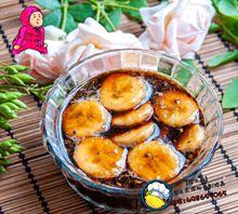 黑糖香蕉醋纯手工自制无添加水果茶狂减肚子茶果粒茶苏大厨