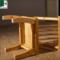 原生态中式香柏木全实木原木休闲椅躺椅交椅书房坐椅大款老人茶椅