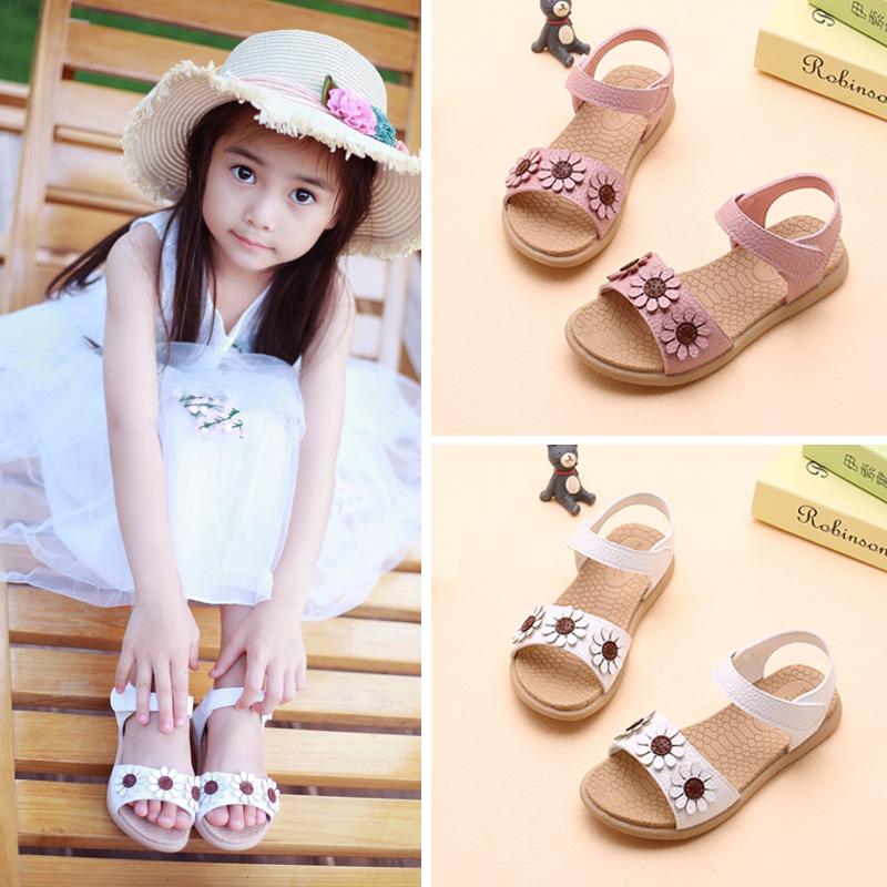 女孩韩版公主鞋