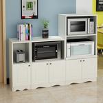 餐邊柜現代簡約多功能廚房收納柜電飯煲柜烤箱柜茶水柜微波爐柜