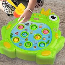 3岁半智力开发游戏机 打地鼠玩具幼儿益智儿童砸老鼠十个月1宝宝2