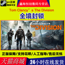 PC中文正版Steam全境封锁Tom Clancy's The Division 标准/黄金