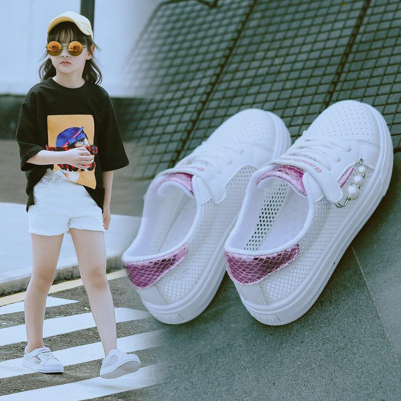 儿童夏季运动鞋女童