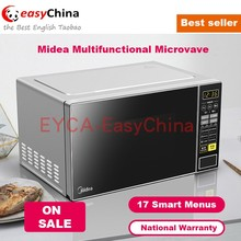 multifunctional food 21L maker microwave cooker oven Midea