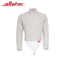 allstar奥斯达FIE认证男子佩剑比赛训练击剑保护服金属衣1155H