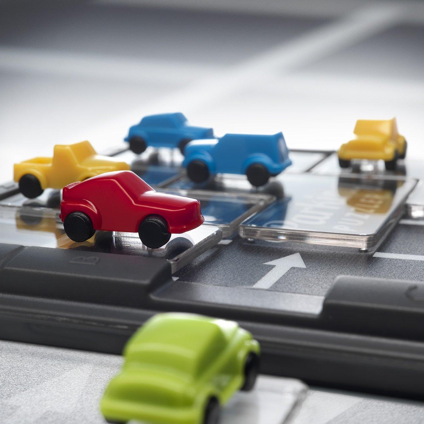 比利时Smart Games桌游Parking Puzzler停车泊车攻略益智玩具6+