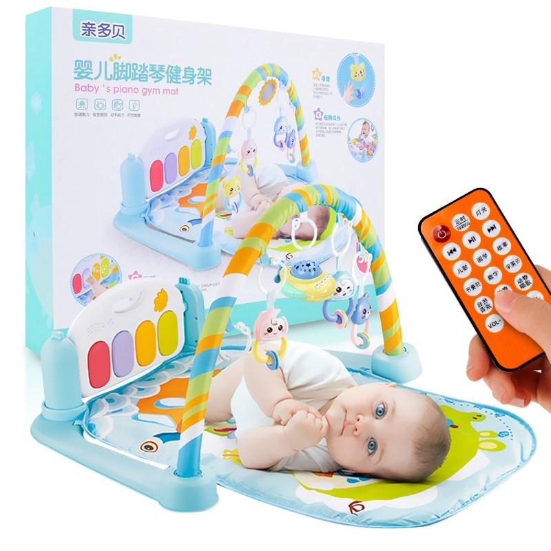 宝宝健身器音乐摇铃