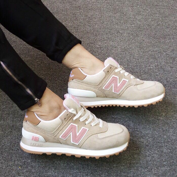 新百伦运动有限公司BAOCAIGENB574 INS老爹同款复古跑鞋男女鞋子