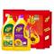 福临门食用油 葵花籽油1.8L玉米油1.8L 中粮出品营养油组合礼盒装