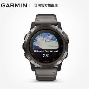 Garmin佳明fenix5X+ Plus飞耐时5户外GPS多功能运动登山导航手表