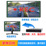 Discount Monitoring Network Matrix Video Decoder H265 Dahua Haikang 5.8 million cameras