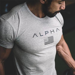 Man Gym Tight t-shirt men fitness homme crossfit tshirts top