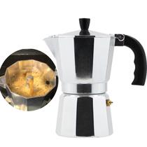意大利摩卡壶 虹吸式咖啡壶 电摩卡壶意式浓缩摩卡壶 3 6 9杯正品