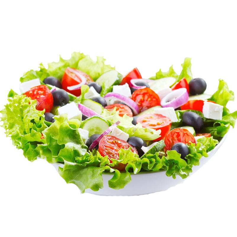 蔬菜沙拉即食新鲜包邮混合2斤健身轻食套餐沙拉食材生菜色拉