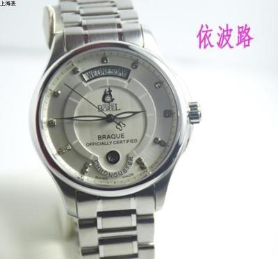 瑞士进口依波路机械男表老品牌时尚手表