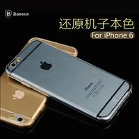 BASEUS Apple iPhone6 ​​iphone6plus TPU frosted transparent mobile phone case