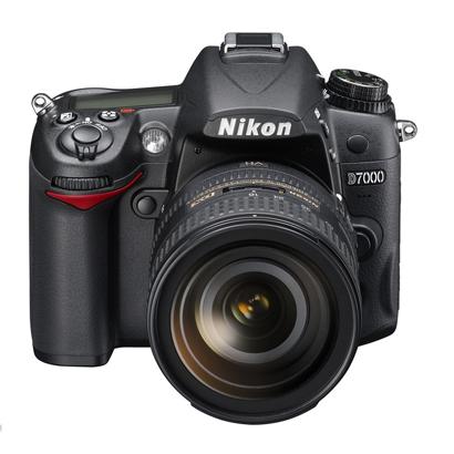 Nikon/尼康D7000套机(18-105mm) 高清数码 单反相机机正品媲D7100