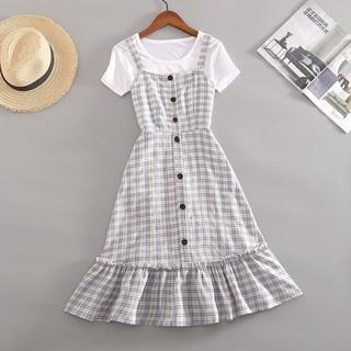 9年新款夏季一整套装时尚流行夏款好看夏装版潮漂亮学生女装