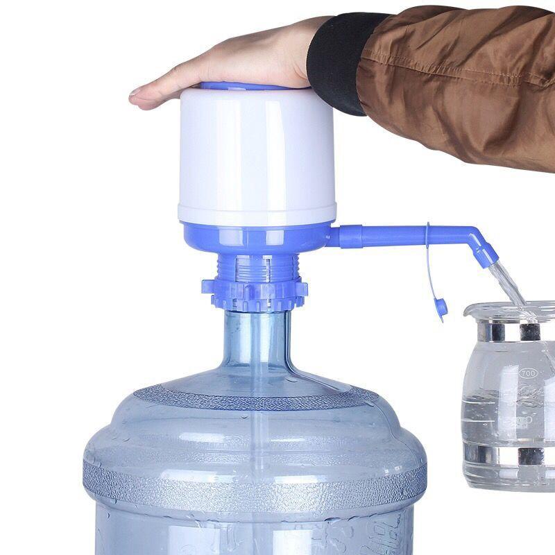 【1个装/2个装】饮水机家用纯净水桶手压式抽水器压水器