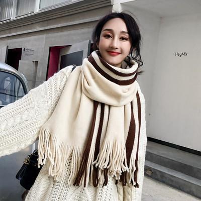情侣围脖冬天韩版