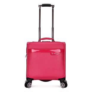 疯抢18寸拉杆箱万向轮女士行李箱空姐手提登机箱旅行箱男士小皮箱